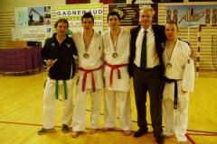 CHAMPIONNAT DEPARTEMENTAL COMBATS - 13 janvier 2013