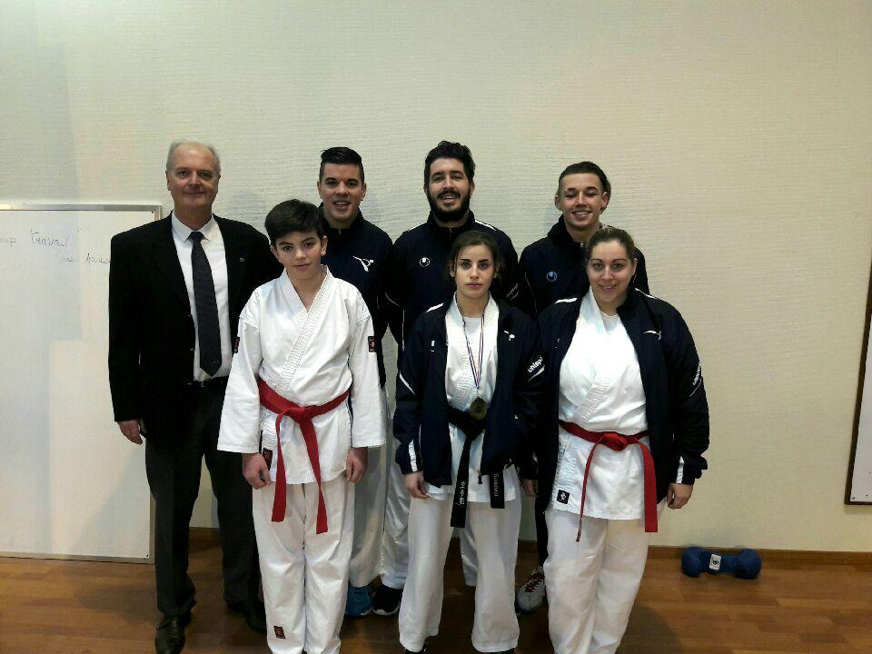 club karate seine maritime